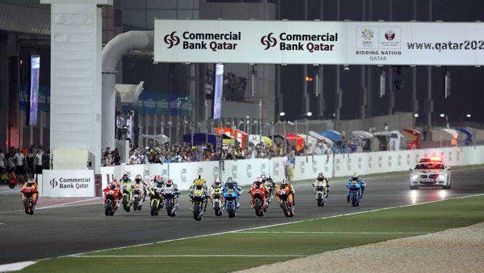 Grand Prix du Qatar moto GP