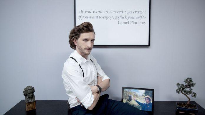 Rencontre avec Baptiste Lecaplain, le producteur déjanté de Pitch