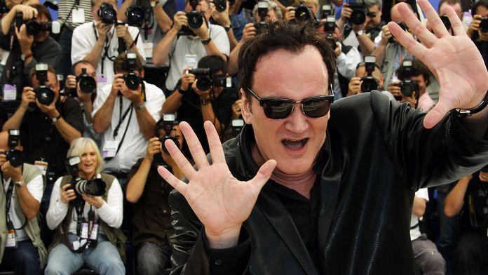 Quentin Tarantino, l'ancien enfant terrible aujourd'hui adulé à Cannes
