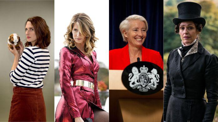 Emma Thompson, Jodie Comer, Camille Cottin … Ces actrices de séries qui font l'année 2019