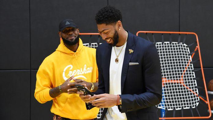 L'Ère des tandems en NBA