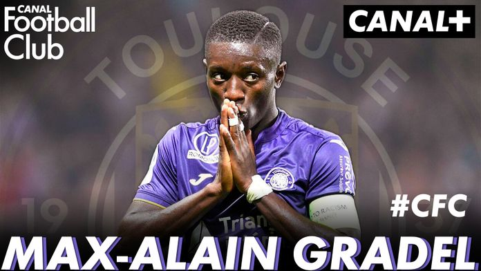 MAX-ALAIN GRADEL INVITÉ DU CANAL FOOTBALL CLUB