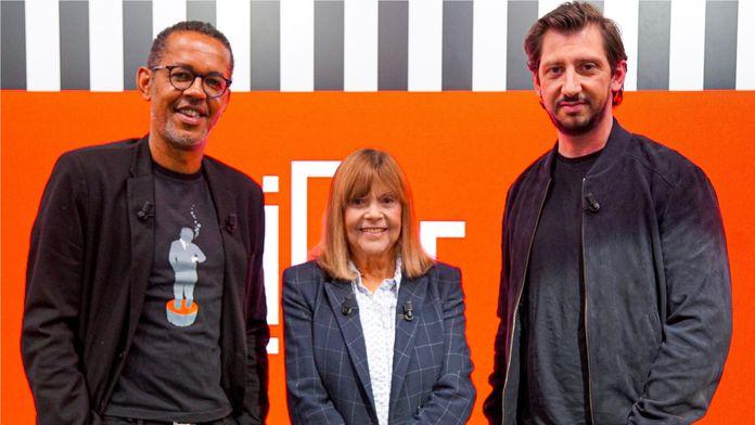 Mr Poulpe, Chantal Goya et Olivier Toscer ont illuminé le plateau de Clique