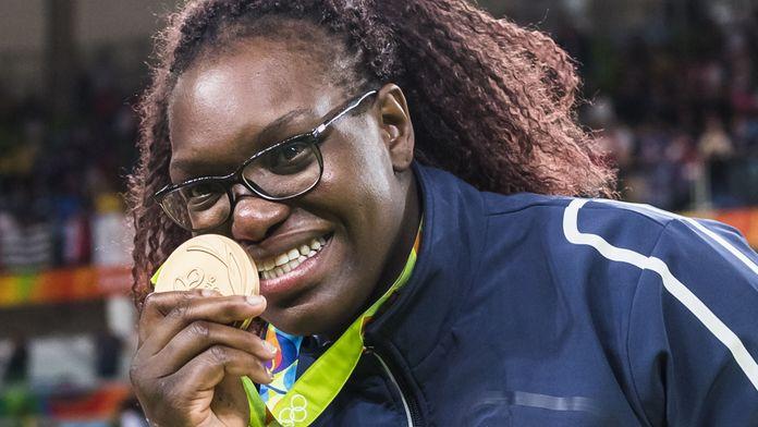 Championne olympique Emilie Andéol désormais au chomage