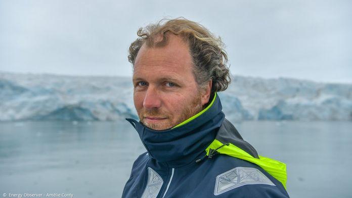 Jérôme Delafosse, un défenseur des mers à la Cousteau