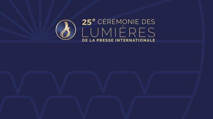 Live report de la 25e cérémonie des Lumières sur CANAL+ et myCANAL