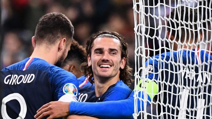 France-Moldavie : les notes des Bleus