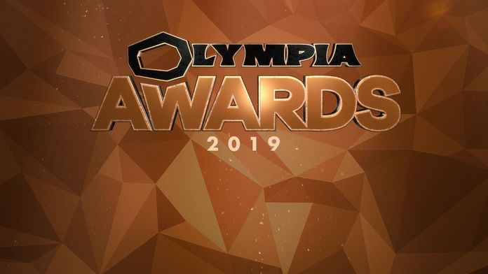 Le palmarès des Olympia Awards 2019 !