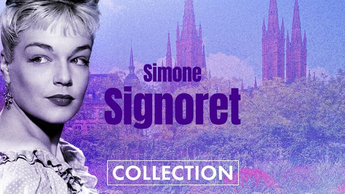 Soirée Simone Signoret sur Classic !