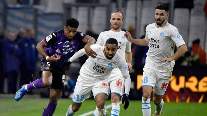 Rennes laisse filer Marseille