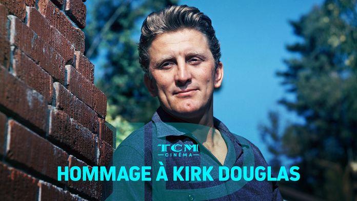 Soirée spéciale : Hommage à Kirk Douglas sur TCM Cinéma
