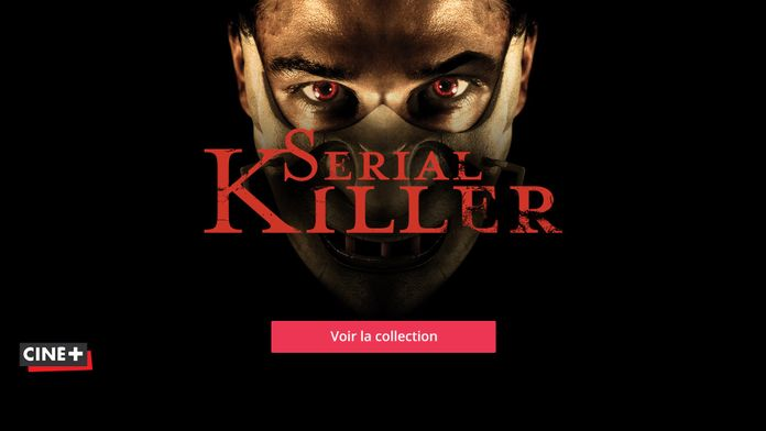 100% Serial Killer sur Frisson !
