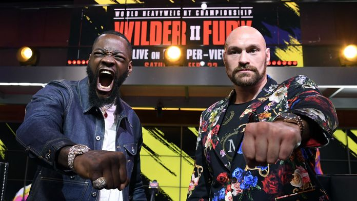 WILDER Vs FURY II La revanche