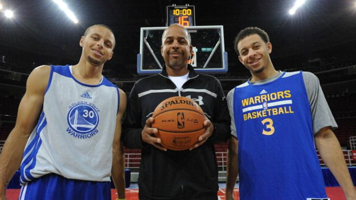 L'interview de Dell Curry