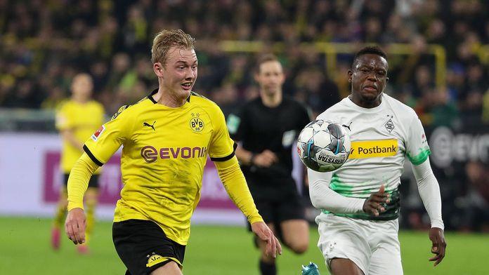 25. kolejka Bundesligi: derby Borussii