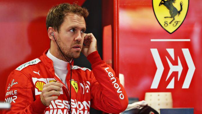 """Vettel : """"Je crois fermement qu'un jour nous y arriverons"""""""