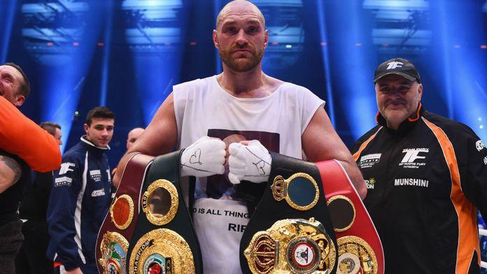 Tyson Fury, pourrait être de nouveau pris dans une affaire de dopage