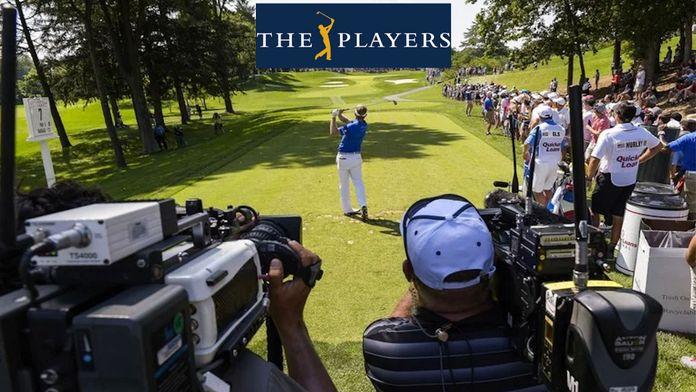 Les meilleurs golfeurs de la planète en multi-flux