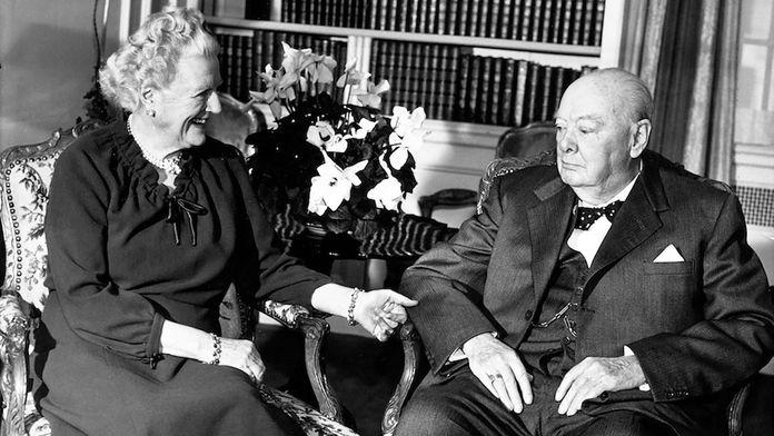 Et si Winston Churchill et son épouse avaient trouvé la clé du bonheur conjugal?