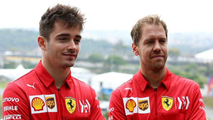 Leclerc et Vettel demandent à leurs rivaux de croire la FIA