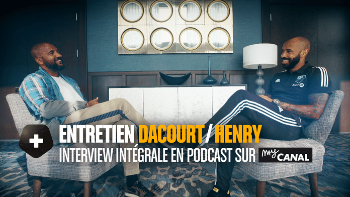 Podcast : Thierry Henry par Olivier Dacourt