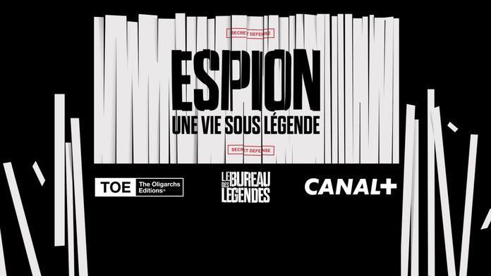 """Les épisodes du podcast """"Espion, une vie sous légende"""""""