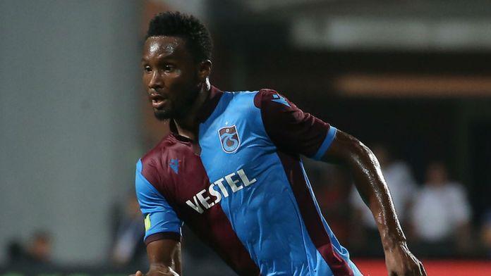 John Obi Mikel a résilié son contrat avec Trabzonspor