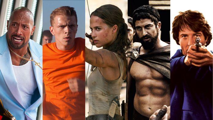Top 5 des films pour rester fit