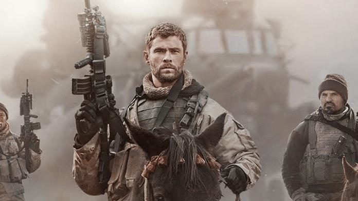 Avec Horse Soldiers, Chris Hemsworth s'essaye au film de guerre