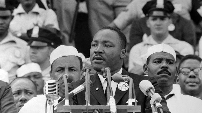 Martin Luther King, une vie sacrifiée pour les droits civiques