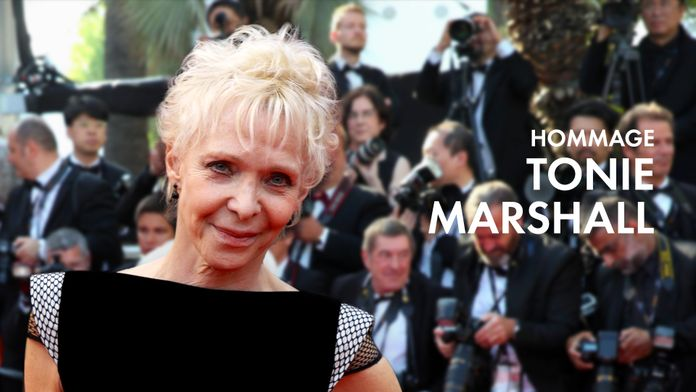 Hommage à Tonie Marshall sur Ciné+