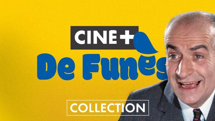 Ciné+ de Funès du 31 mars au 30 avril…