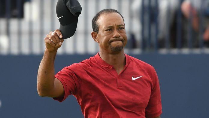 Tiger Woods invite tout un chacun à rester en sécurité