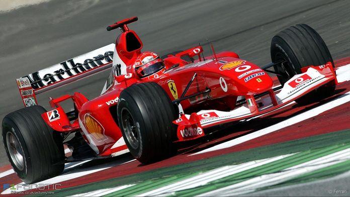 C'était un 20 avril : Schumacher, la victoire dans le deuil