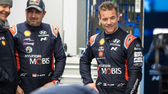 """Loeb : """"J'ai accepté le fait que ça allait se compliquer"""""""
