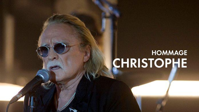 Hommage à Christophe sur CINE+ A la demande