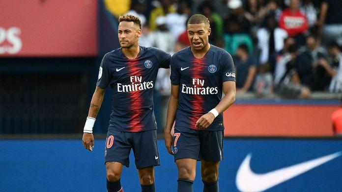"""Neymar Jr : """"Le PSG et mes coéquipiers me manquent"""""""