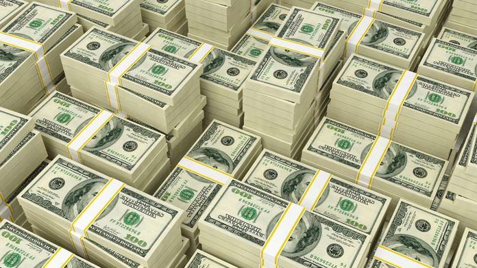 1,4 milliard de dollars en cash pour la F1