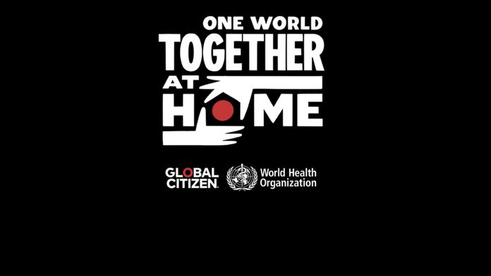 Le concert ONE WORLD: TOGETHER AT HOME diffusé sur CSTAR