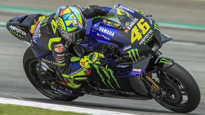 Valentino Rossi espère continuer en 2021