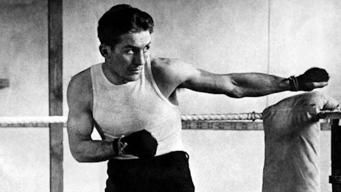 George Carpentier, l'ange de la boxe