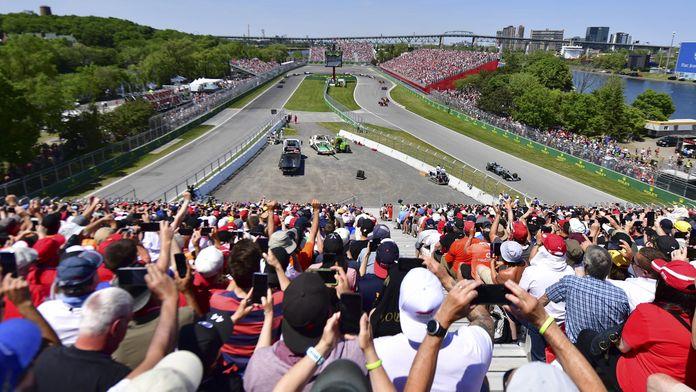Le GP du Canada reporté, la F1 reste dans l'attente
