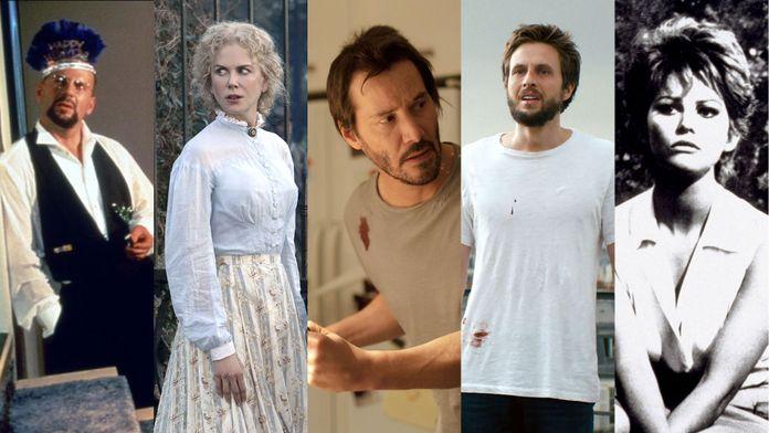 Top 5 des films avec des gens confinés dedans