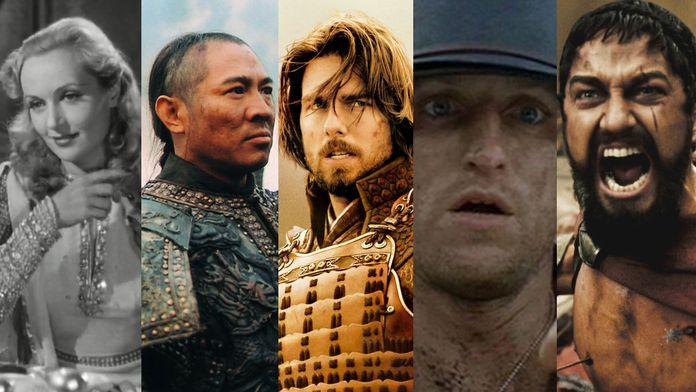 Top 5 des films qui montrent ce qu'est la guerre, la vraie !