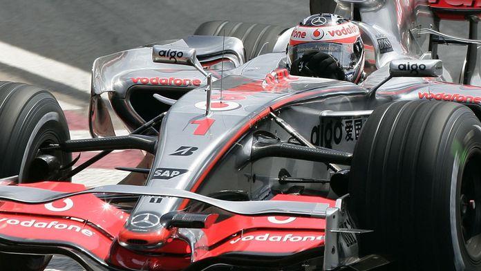 Fernando Alonso : C'était un 8 avril