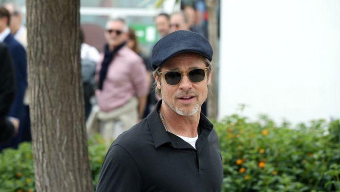 Soirée Brad Pitt sur Premier !