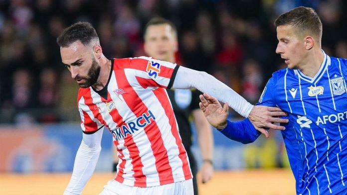 PKO BP Ekstraklasa: Cracovia odrobiła straty i pokonała Lecha