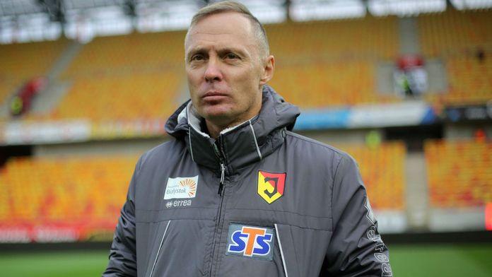 Mamrot nowym trenerem Arki Gdynia
