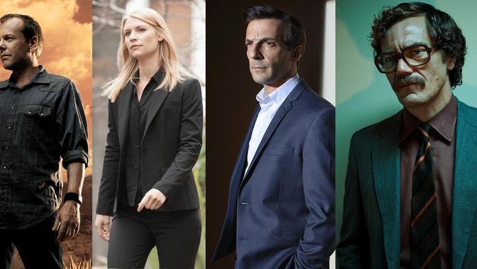 De Jack Bauer à Carrie Mathison, nos meilleurs agents secrets en série