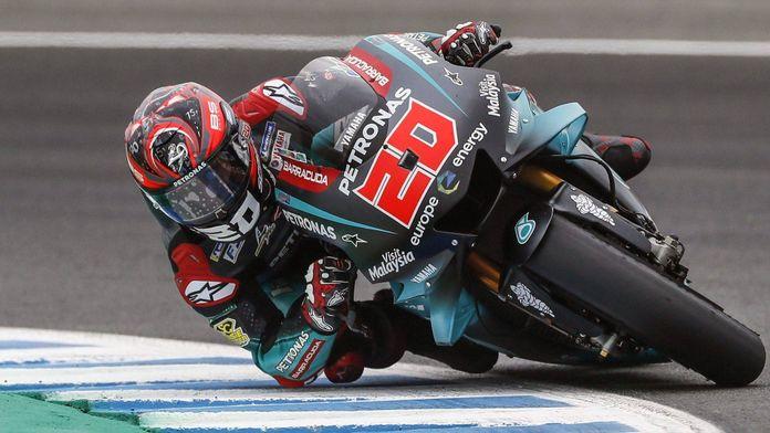 Quartararo revisionne les courses où Márquez l'a battu en 2019